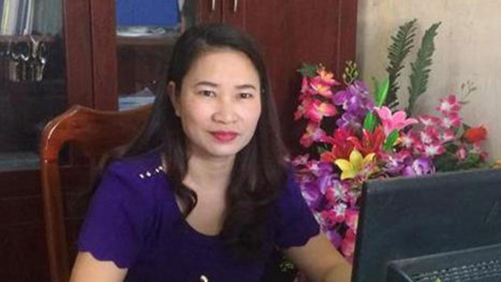 Cô giáo Hoàng Thị Huệ: Trọn tình yêu nghề