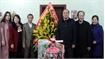 Christmas greetings sent to Catholics in Ngo Xa parish