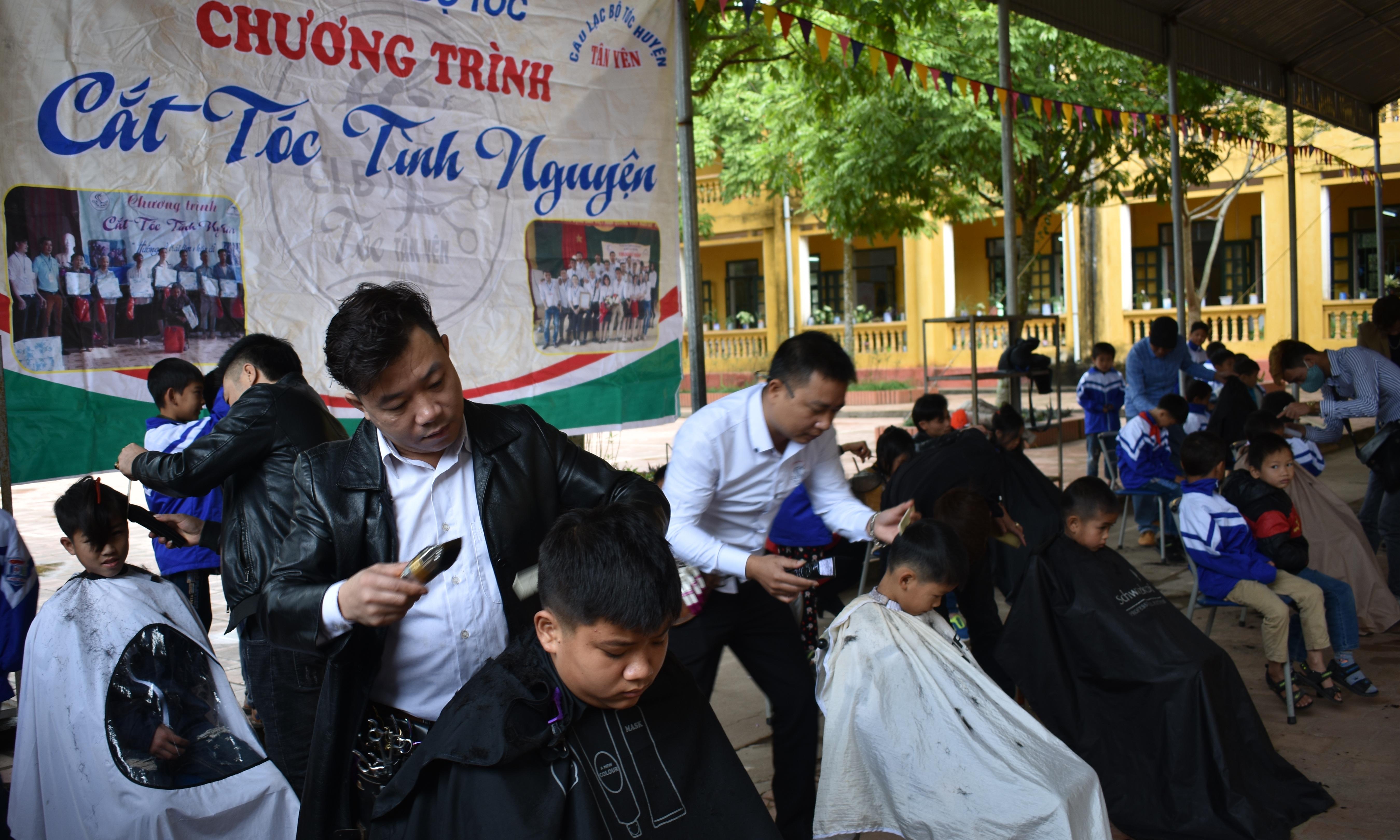 Tuổi trẻ Tân Yên ra quân chiến dịch tình nguyện