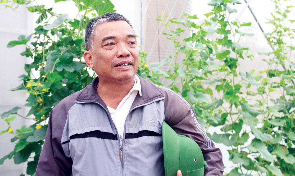 Ươm mầm xanh, cánh đồng La, Nguyễn Văn Nghiệp, Thường Thắng, Hiệp Hòa