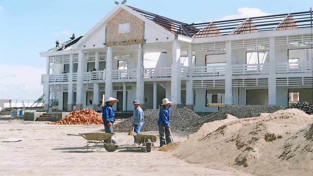 Nợ đọng xây dựng cơ bản giảm gần 41,9% so với năm 2016