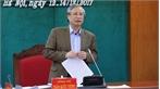 Kỳ họp 20 Ủy ban Kiểm tra Trung ương