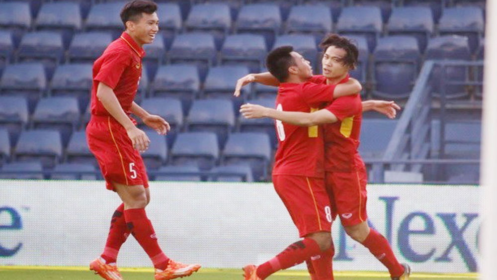 Vietnam beat Thailand, take third place in M-150 Cup