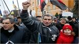 Ukraina: Biểu tình bùng phát thành bạo lực tại Kiev