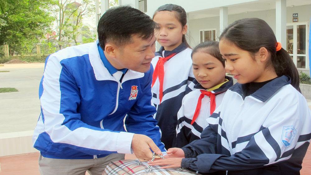 TP Bắc Giang: Phát động Chương trình tình nguyện mùa Đông 2017 và Xuân tình nguyện 2018
