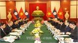 Đưa mối quan hệ đặc biệt Việt - Lào đi vào chiều sâu, hiệu quả thực chất