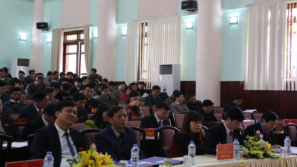 Việt Yên, HĐND, kỳ họp