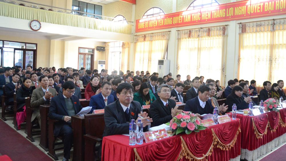 Kỳ họp thứ 7 HĐND huyện Yên Dũng, khóa XIX: Nhiều kiến nghị quan tâm đến vấn đề môi trường
