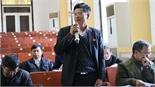 Sôi nổi thảo luận tìm giải pháp hỗ trợ phát triển kinh tế- xã hội