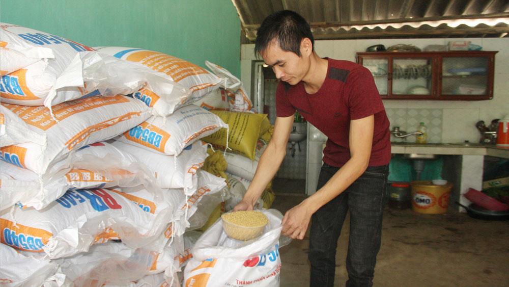 Hỗ trợ có đối ứng - cách giảm nghèo hiệu quả ở Yên Thế