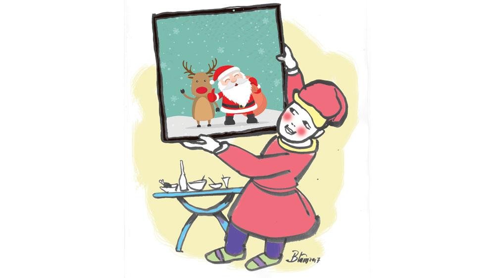 Món quà của ông già Noel