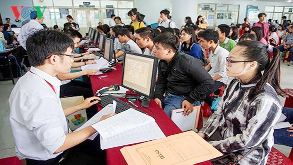 Nhiều trường đại học ở TP Hồ Chí Minh dự kiến thay đổi phương thức tuyển sinh
