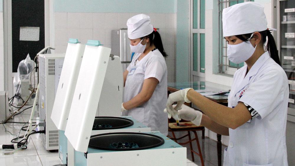 Thanh tra việc sử dụng vắc-xin dịch vụ tại Yên Dũng