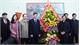 Đồng chí Bùi Văn Hải, Bí thư Tỉnh ủy thăm, tặng quà Chính xứ Bắc Giang nhân lễ Giáng sinh
