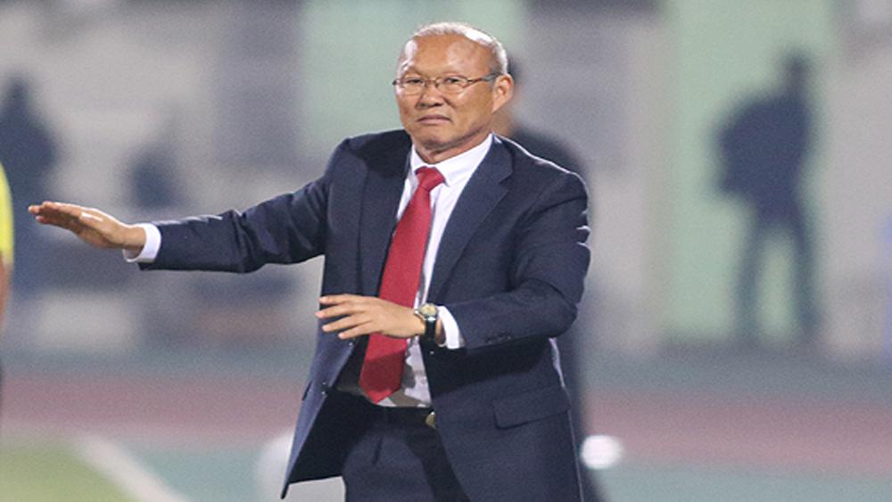 """HLV Park Hang-seo: """"Cầu thủ Việt Nam cần quái hơn"""""""
