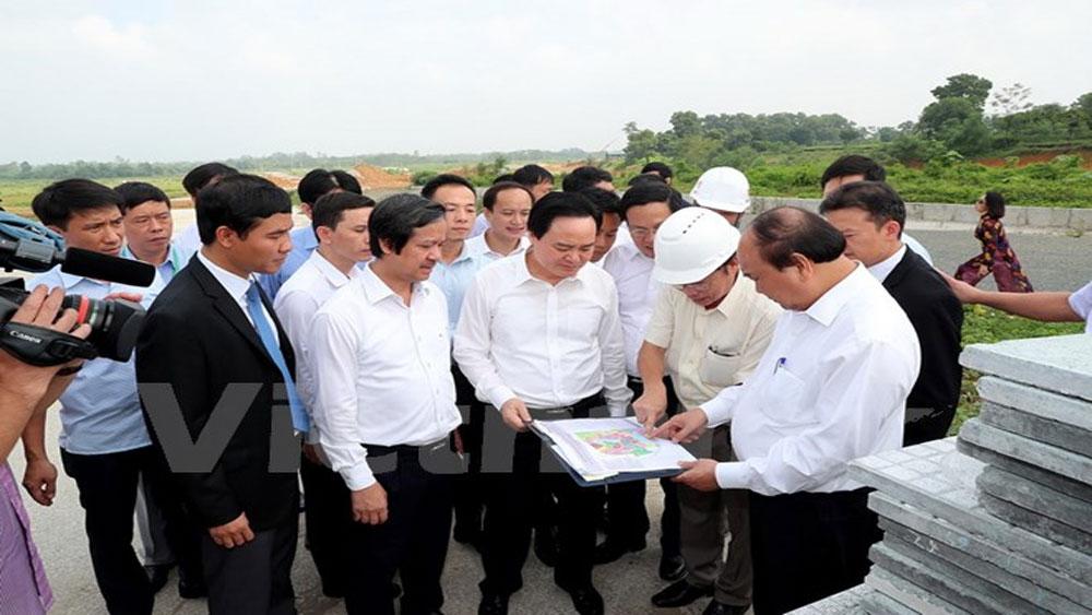 Chuyển giao chủ đầu tư Dự án Đại học Quốc gia Hà Nội tại Hòa Lạc