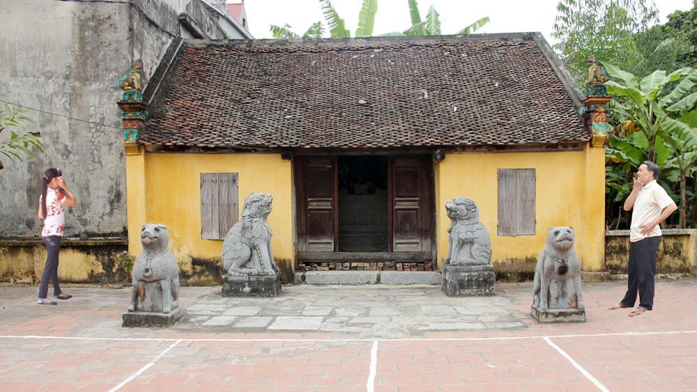 Nghệ thuật kiến trúc Từ chỉ  Quán Quận công Nguyễn Thế Nho