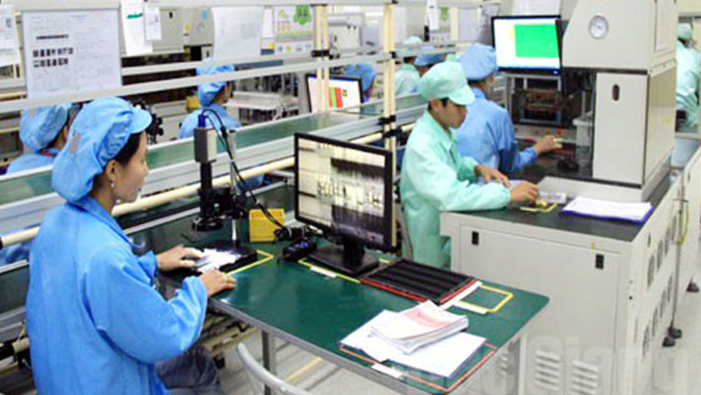 Bac Giang Inspectorate, Son Dong district take lead in business satisfaction