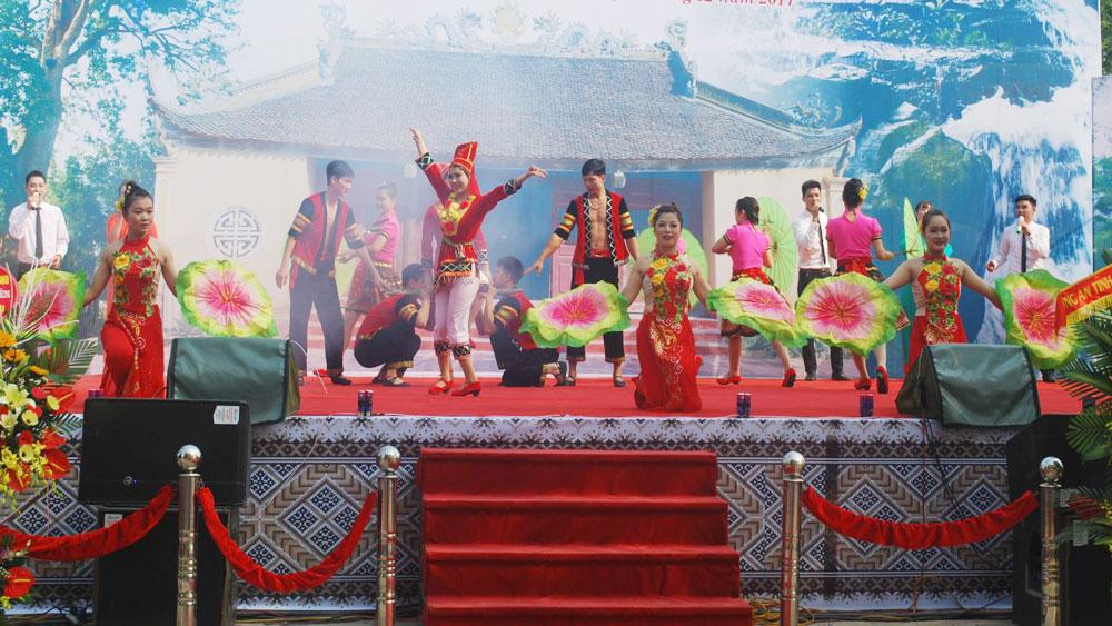 Yen The develops Xuan Lung – Thac Nga ecological spiritual tourism site
