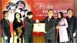 Công ty TNHH BHNT Prudential Việt Nam: Chi trả quyền lợi cho khách hàng tại TP Bắc Giang