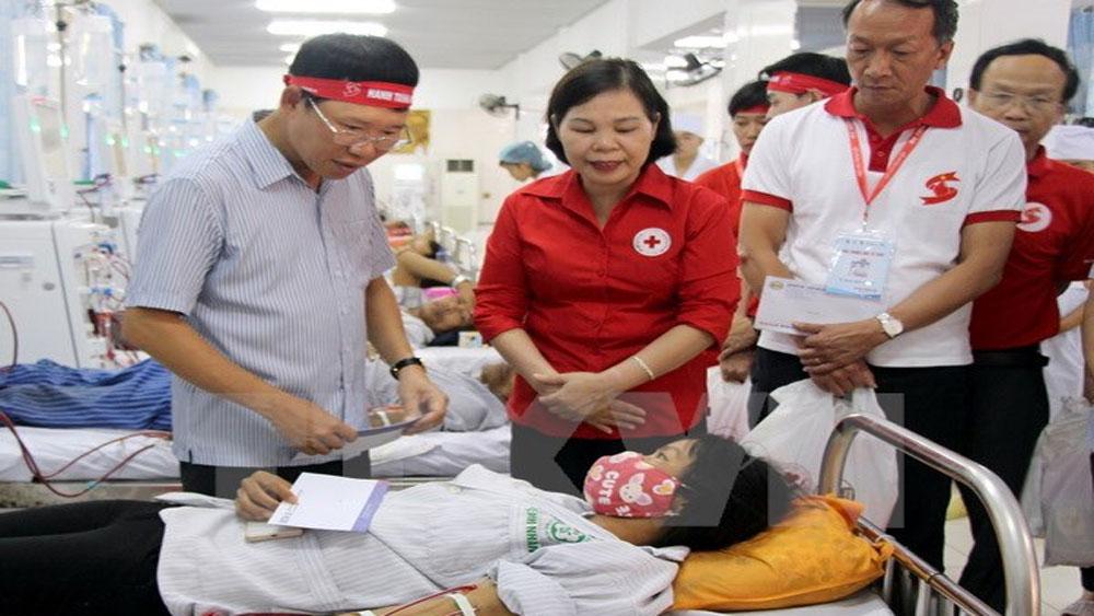 Truyền máu-Huyết học Việt Nam đạt bước tiến vượt bậc về tế bào gốc