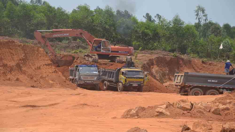 Điều chỉnh, bổ sung 19 điểm quy hoạch khai thác khoáng sản