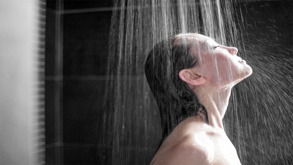 Nguyên tắc tắm trong mùa đông