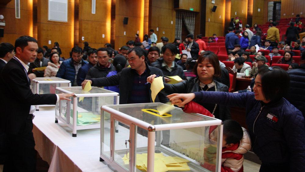 Đấu giá quyền sử dụng đất ở thuộc Khu đô thị phía Nam (TP Bắc Giang)
