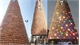 Giant Christmas tree made of 6,000 earthen pots