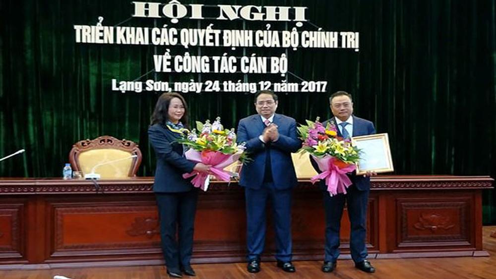 Ông Trần Sỹ Thanh giữ chức vụ Phó trưởng Ban Kinh tế T.Ư