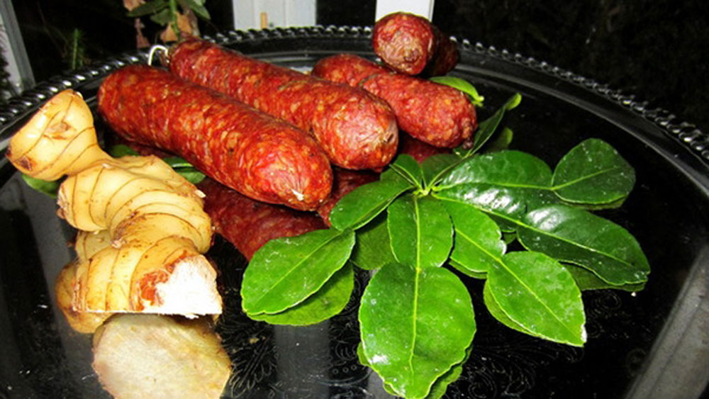 Tung lamaow - A specialty of Cham people