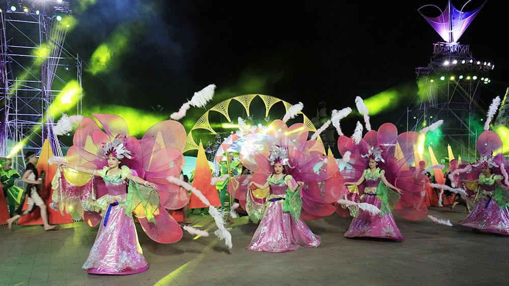 Da Lat Flower Festival kicks off with colourful parade