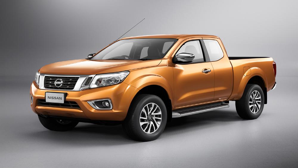 Triệu hồi hơn 3.000 xe bán tải của Nissan