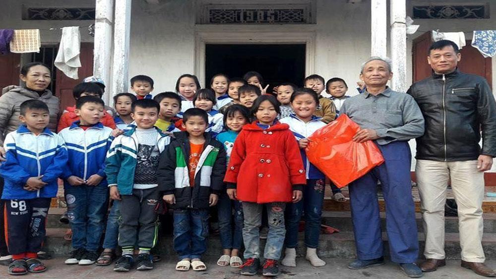Đoàn Thanh niên xã Ngọc Thiện ra quân tình nguyện mùa đông