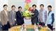 Phó Chủ tịch UBND tỉnh Dương Văn Thái chúc Tết một số doanh nghiệp FDI