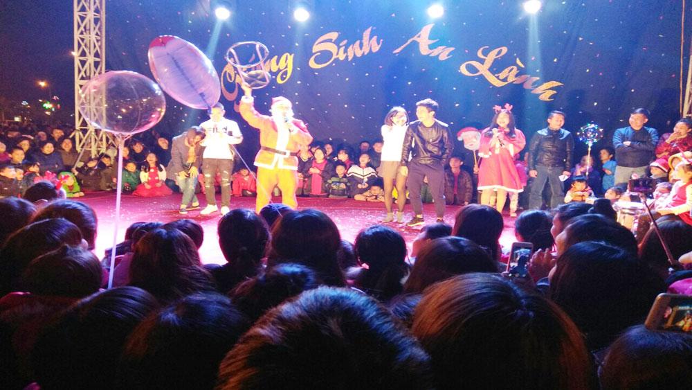 Joyful Christmas in Bac Giang province