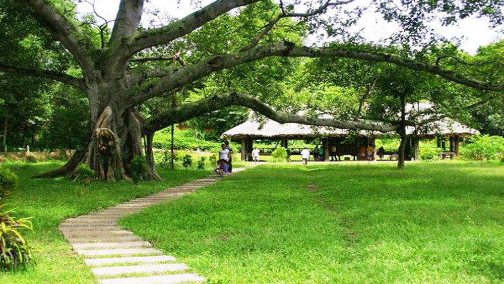 Quy hoạch tổng thể phát triển Khu du lịch quốc gia Tân Trào