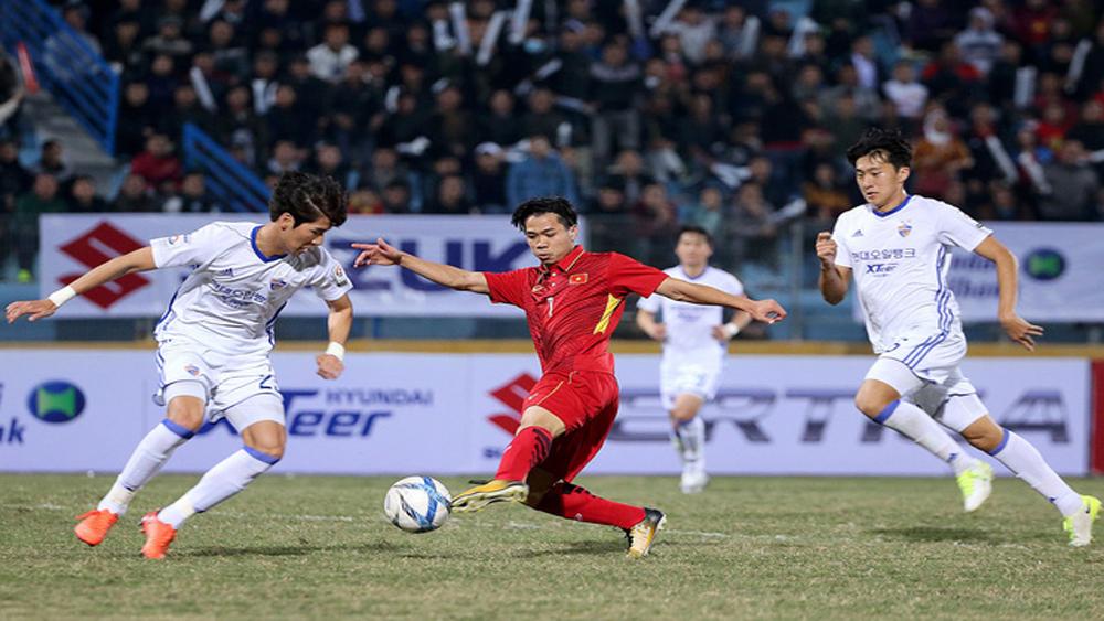 Những sự kiện đáng chú ý của bóng đá Việt Nam trong năm 2018