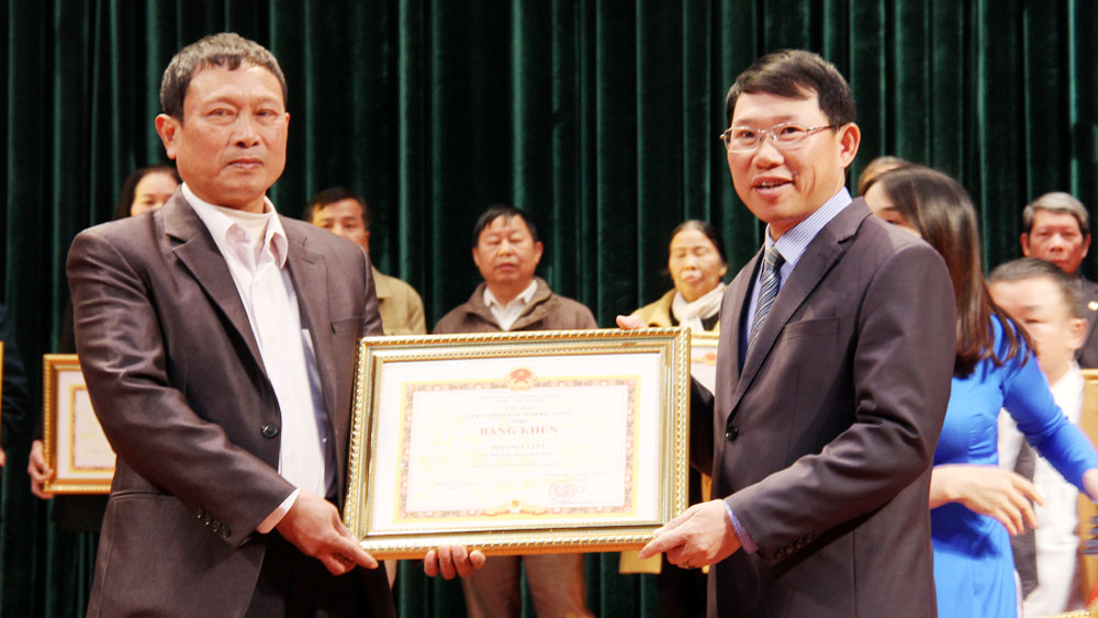 Bac Giang continues to build cultural life, new rural, civilised urban areas
