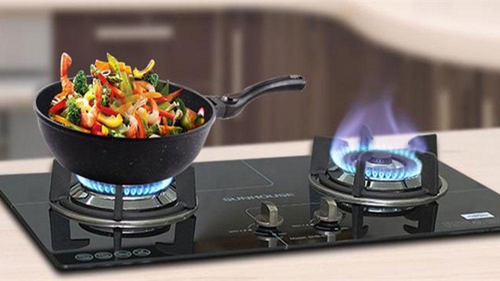 Mua bếp gas âm cần chú ý điều gì?
