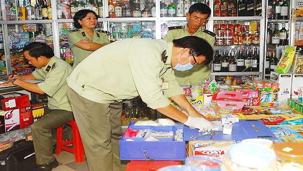 Kiểm tra an toàn thực phẩm tại 12 địa phương dịp Tết