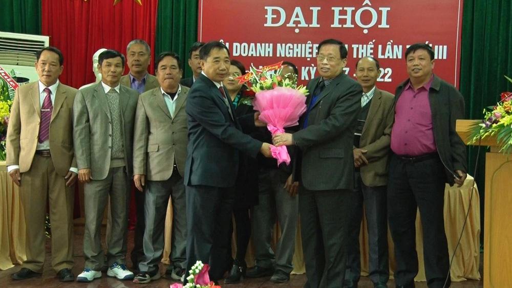 Đại hội Hội Doanh nghiệp huyện Yên Thế lần thứ III