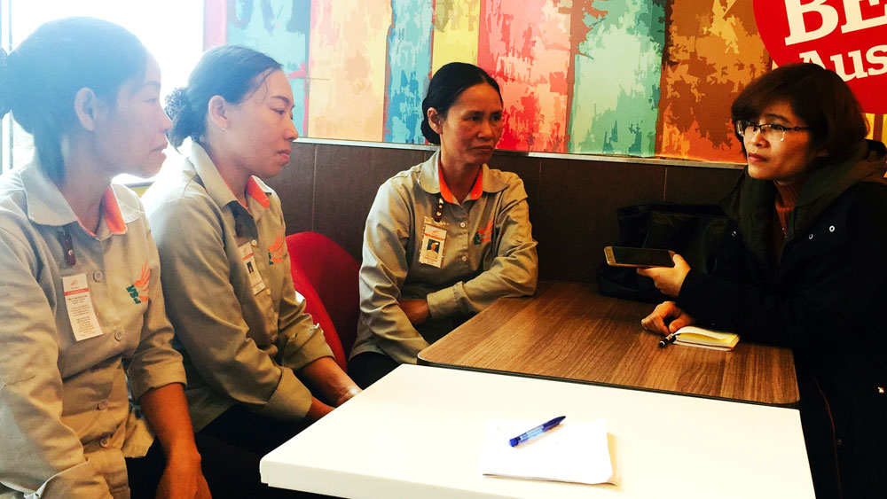 Công ty TNHH Dịch vụ Phú Sĩ: Không thực hiện đúng chế độ, nghĩa vụ với lao động