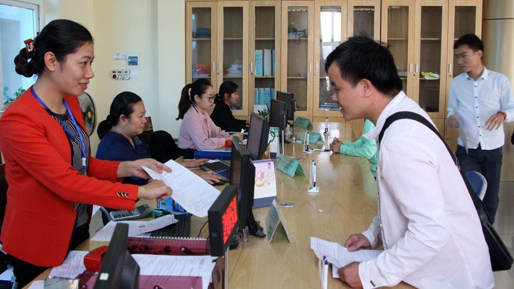Trung tâm Dịch vụ việc làm tỉnh: Cải cách thủ tục, tạo thuận lợi cho lao động