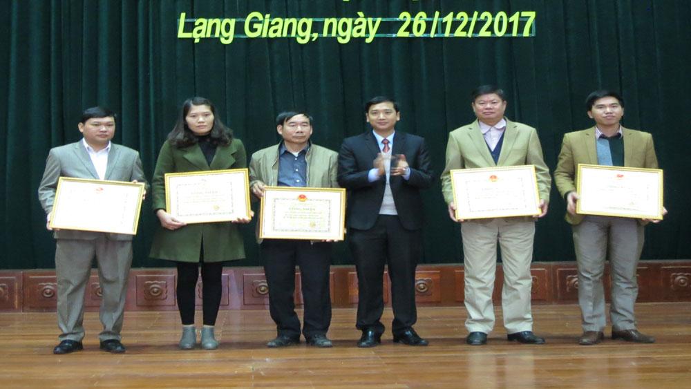 """Lạng Giang gắn phong trào """"Toàn dân đoàn kết xây dựng đời sống văn hóa"""" với nhiệm vụ chính trị địa phương"""