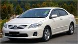 Toyota Việt Nam triệu hồi hơn 8.000 xe Corolla do có lỗi ở túi khí