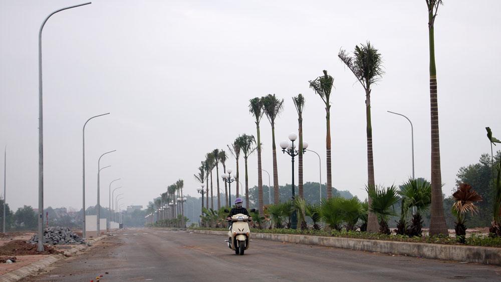 Thị trường bất động sản TP Bắc Giang, nguồn cung dồi dào