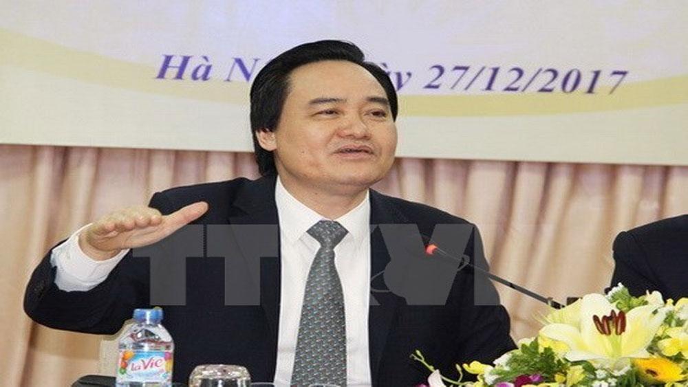 Bộ trưởng Bộ Giáo dục và Đào tạo Phùng Xuân Nhạ: Ngành sư phạm phải chấm dứt tình trạng đào tạo ra không sử dụng