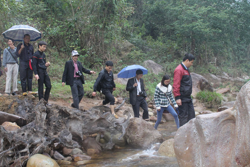 Bac Giang develops community-based tourism