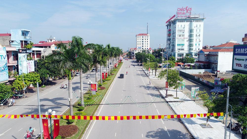 TP Bắc Giang,  xây dựng,  nông thôn mới, đô thị văn minh